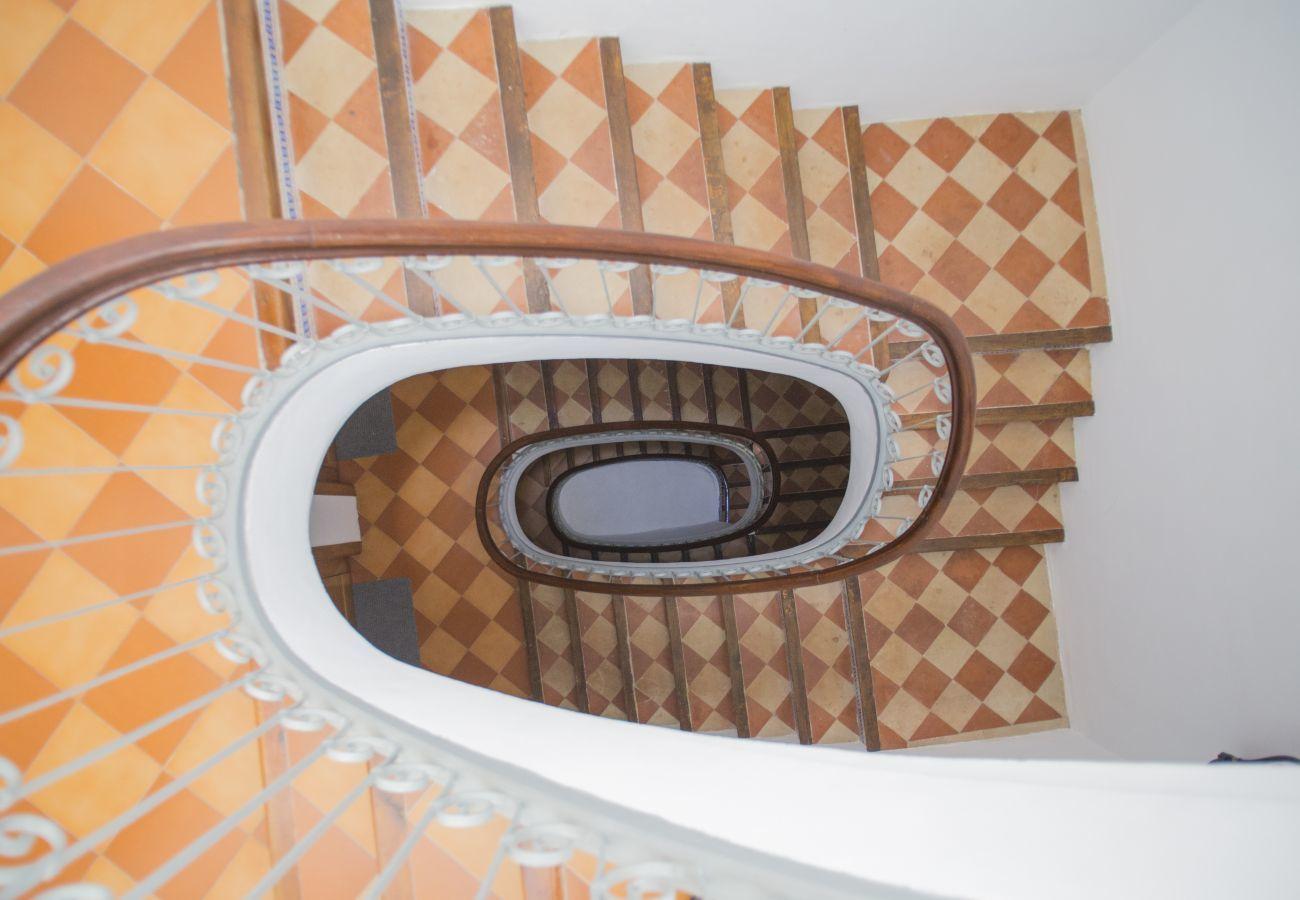 Apartamento en Villajoyosa - PLAYA - 1 HAB. CON VISTAS AL MAR