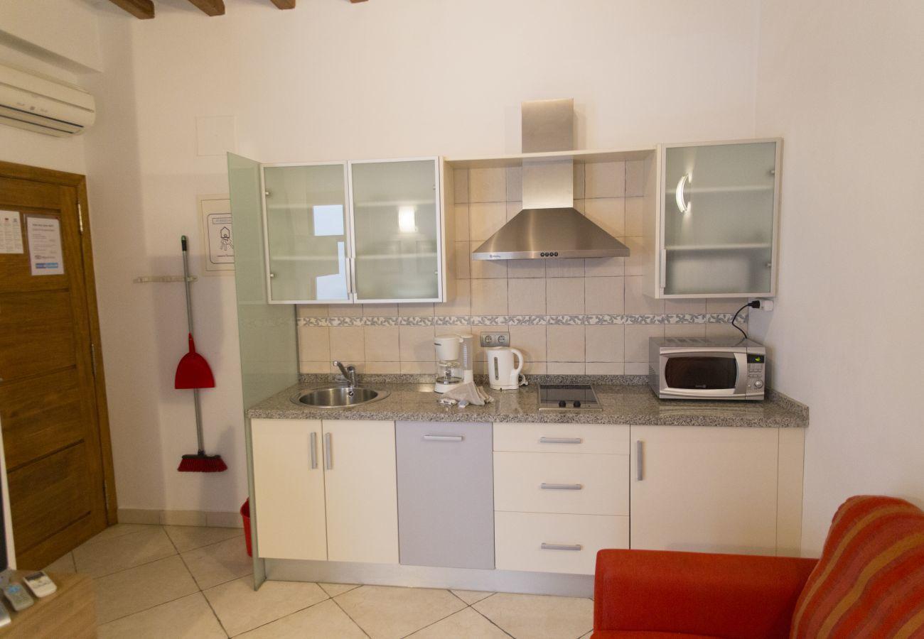 Apartamento en Villajoyosa - PAL - 1 HABITACIÓN CON VISTAS A CALLE