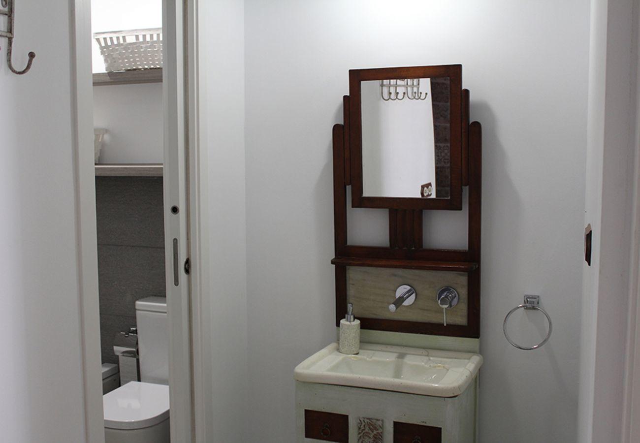 Apartamento en Villajoyosa - DUPLEX SUITE - PLANTA BAJA 2 HAB. 2 BA. CON VISTAS A CALLE