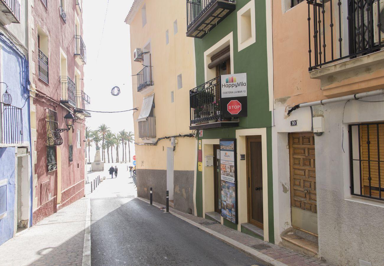 Apartamento en Villajoyosa - DUPLEX - 1 HABITACIÓN CON VISTAS A CALLE