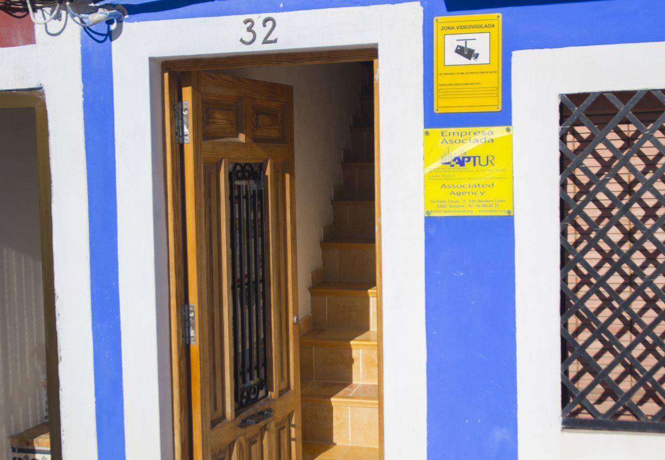 Apartamento en Villajoyosa - ARSENAL 2 - 2 HAB. CON VISTAS AL MAR