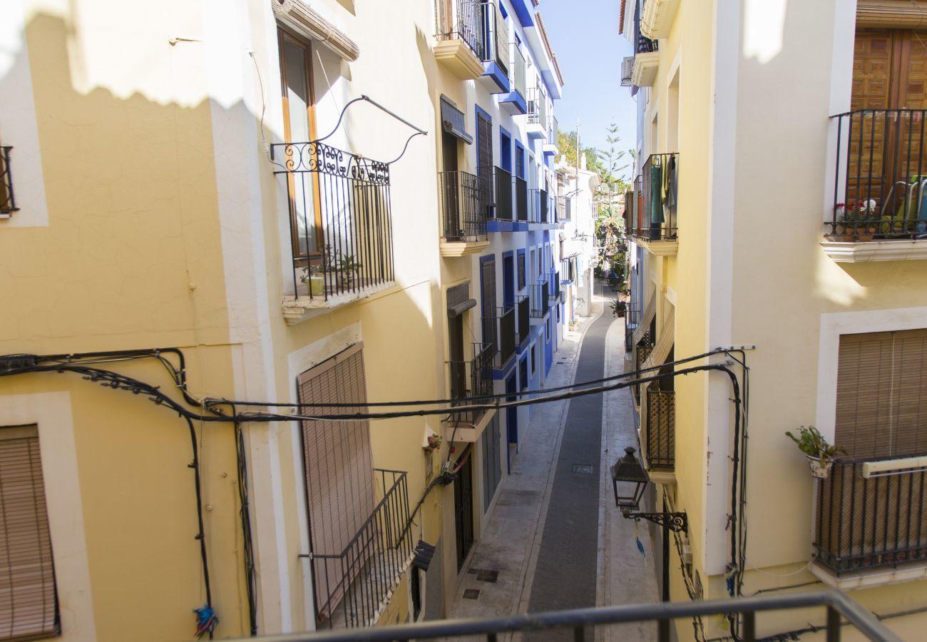 Apartamento en Villajoyosa - SUITE APARTMENT - 1 HABITACIÓN CON VISTAS A CALLE