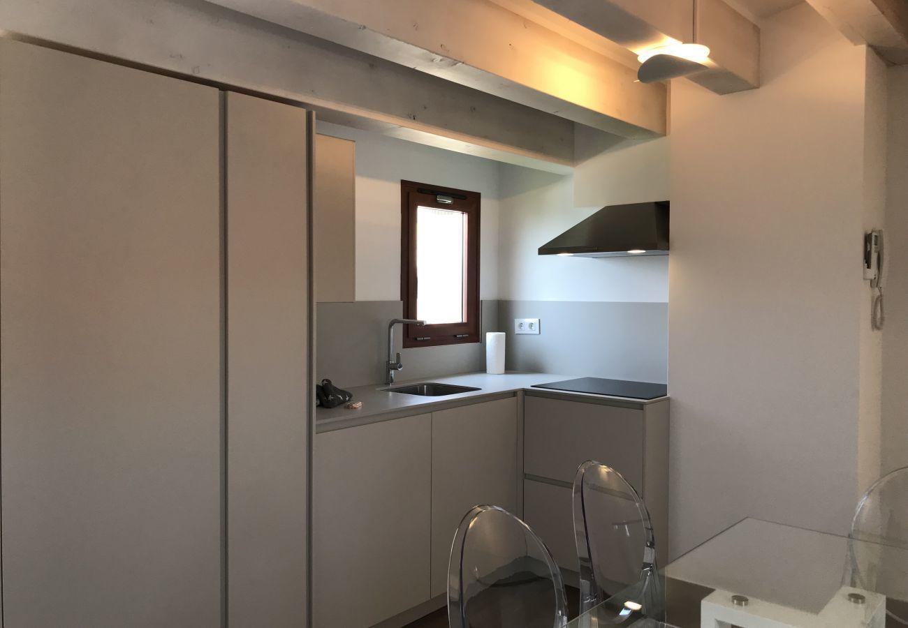 Apartamento en Villajoyosa - COSTERA 3 -  DUPLEX 2 HAB. CON TERRAZA VISTAS A CALLE