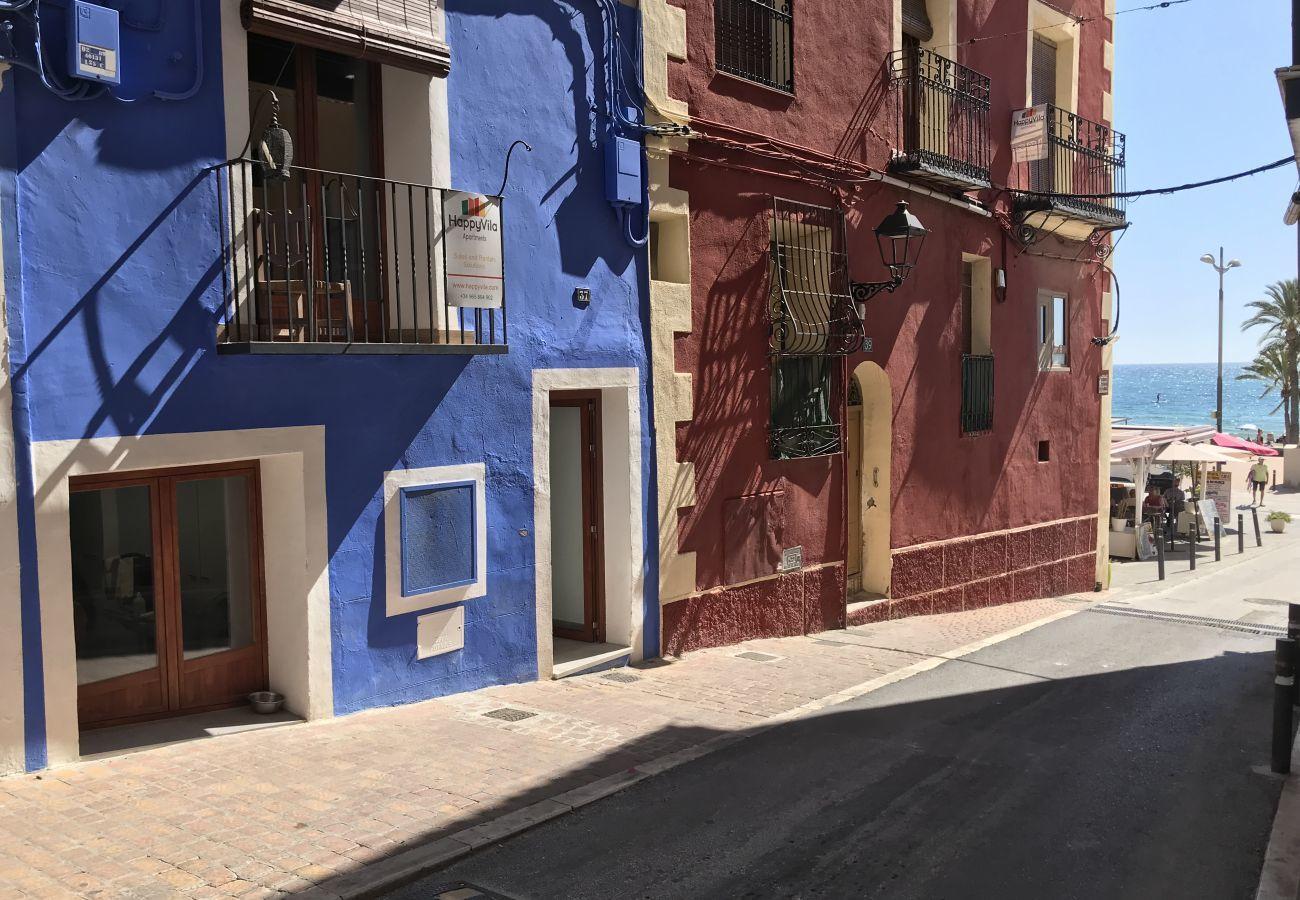 Apartamento en Villajoyosa - COSTERA 1 Y 2 - ESTUDIO CON VISTAS A CALLE