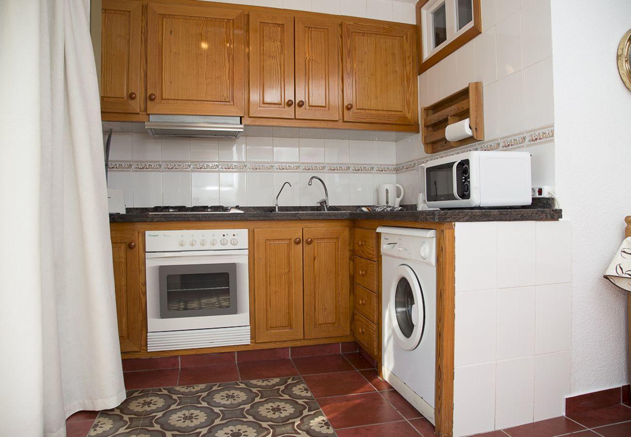 Apartamento en Villajoyosa - Apartamento frente playa