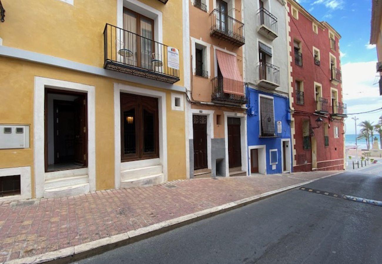 Apartamento en Villajoyosa - Planta Baja Duplex Amueblada