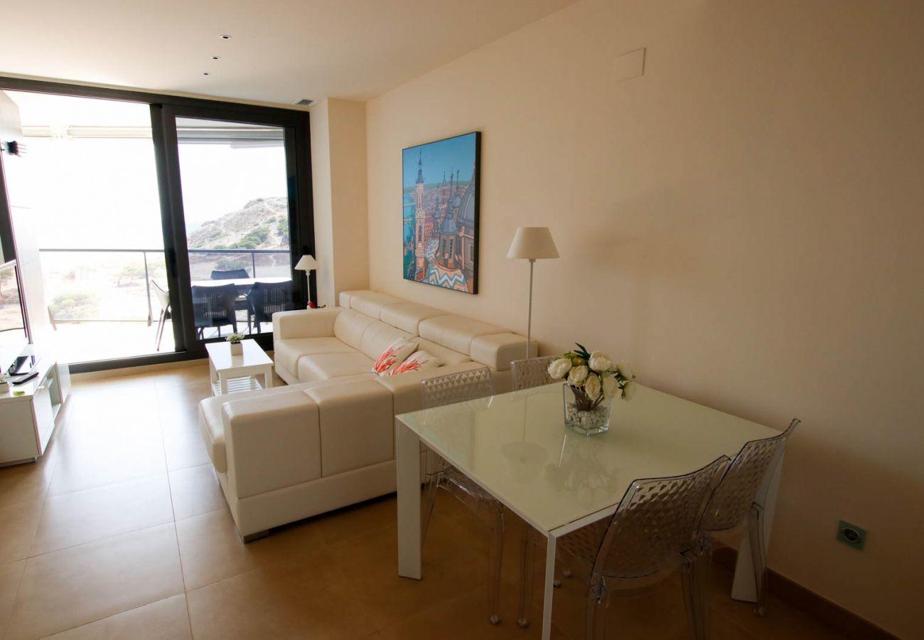 Apartamento en Villajoyosa - Residencial Class