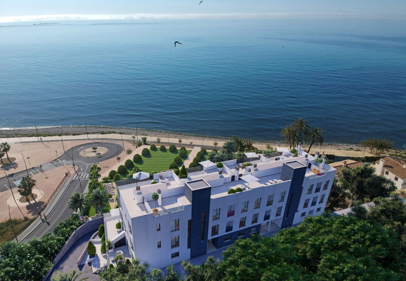 Nueva construcción en Villajoyosa - Mar a Villas 1A