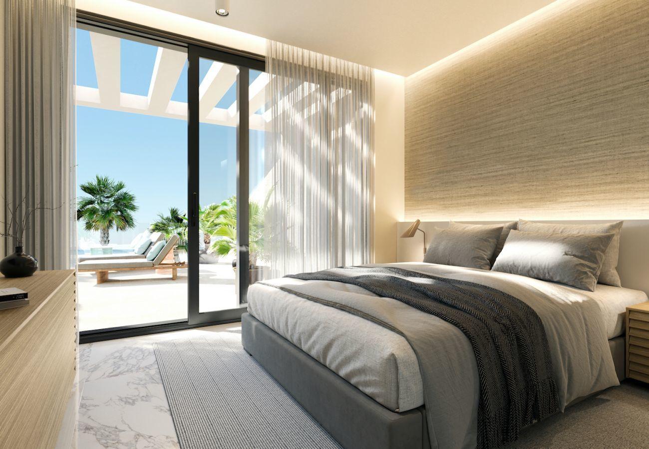 Nueva construcción en Villajoyosa - Mar a Villas Atico B