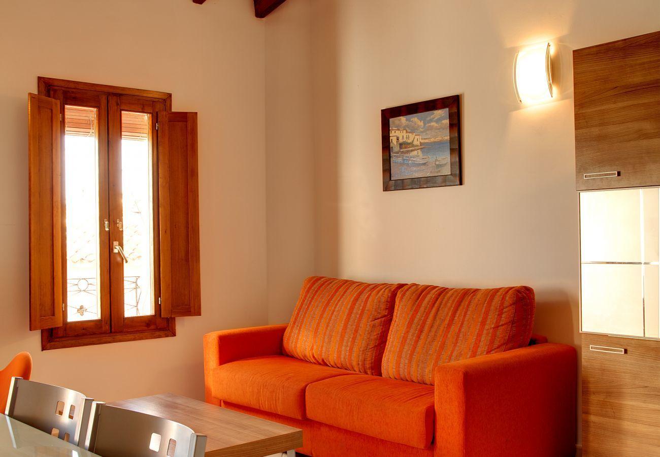 Apartment in Villajoyosa - PLAYA - 1 BED. WITH SEA VIEWS