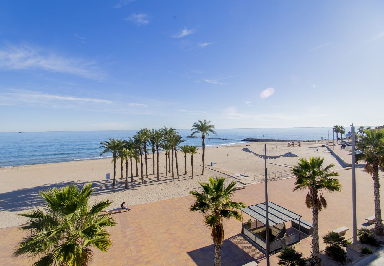 Apartment in Villajoyosa - SUPER TORRE - 2 BED. WITH SEA VIEWS (4 LEVELS)