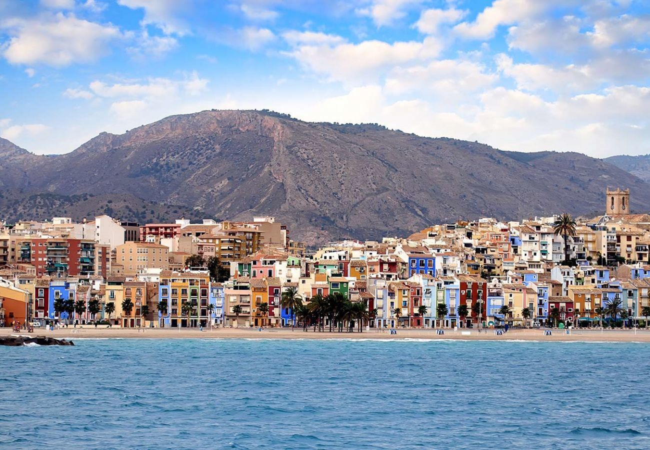 Apartment in Villajoyosa - ARSENAL 1 - 3 BED. WITH TERRACE AND SEA VIEWS
