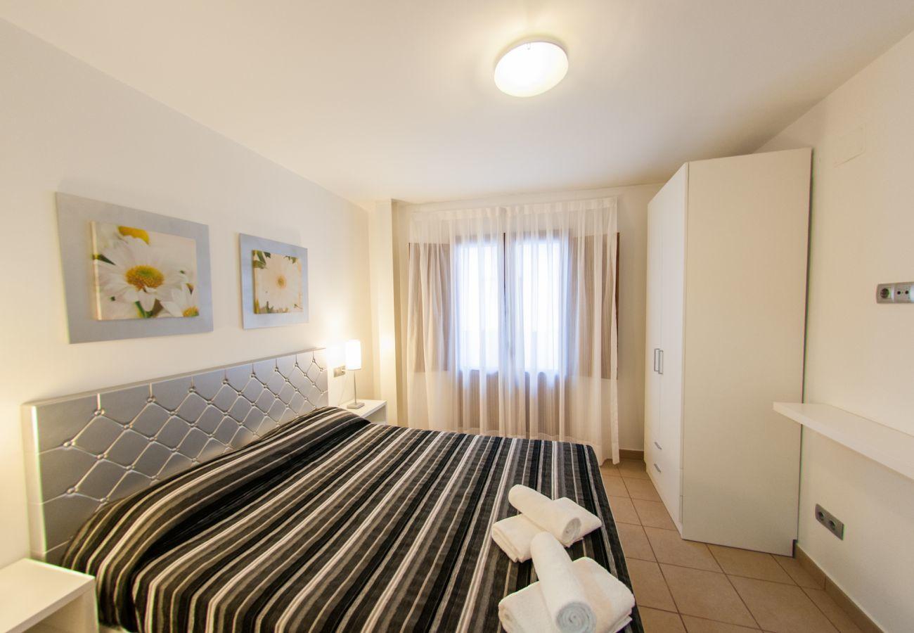 Apartment in Villajoyosa - DUPLEX - 1 BEDROOM WITH STREET VIEWS