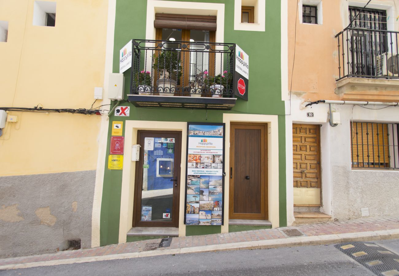 Apartment in Villajoyosa - BEACH PENTHOUSE - DUPLEX 2 BED. WITH SEA VIEWS