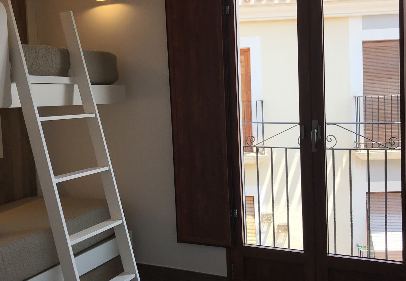 Apartment in Villajoyosa - COSTERA 3 -  DUPLEX 2 BED WITH TERRACE STREET VIEWS