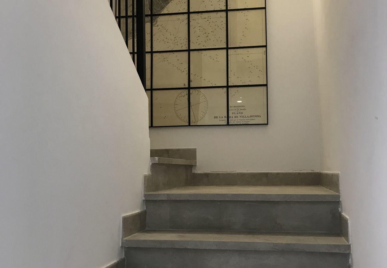 Apartment in Villajoyosa - COSTERA 1 Y 2 -STUDIO  WITH STREET VIEWS