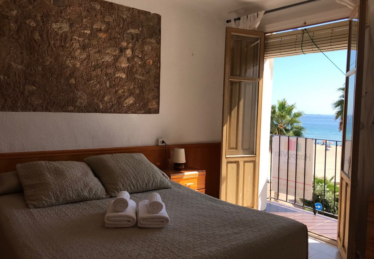 Apartment in Villajoyosa - Apartment in front of the beach