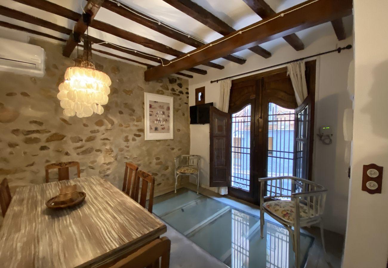 Apartment in Villajoyosa - Planta Baja Duplex Amueblada