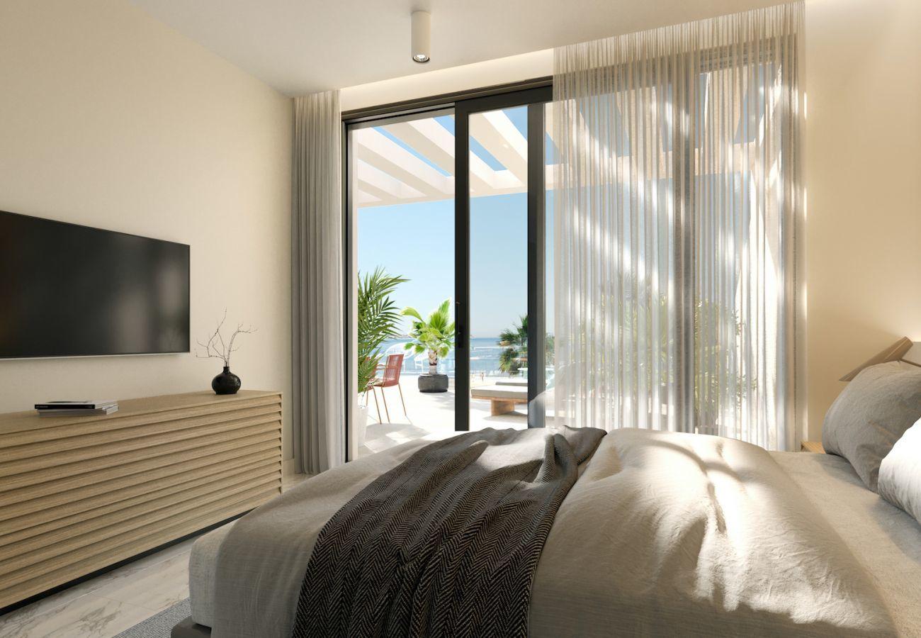 Brand new building in Villajoyosa - Mar a Villas 2D